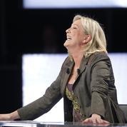 Régionales : Marine Le Pen fait des oeillades aux artistes