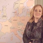Adele s'offre deux concerts à Paris Bercy en juin 2016