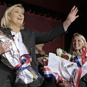 Marine et Marion Le Pen font front commun