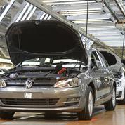 Volkswagen va mettre moins d'options dans ses véhicules