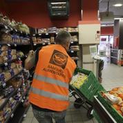 Les Banques alimentaires récoltent 12.000 tonnes de produits