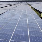 La plus grande centrale solaire d'Europe est sur les rails