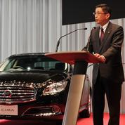 Renault: Nissan veut limiter l'influence de l'État français