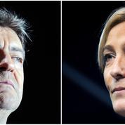 Régionales : Jean-Luc Mélenchon «aurait rêvé» d'affronter Marine Le Pen