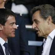 Nicolas Sarkozy: «Monsieur Valls se pose en statue de l'exemplarité» dans l'affaire Benzema