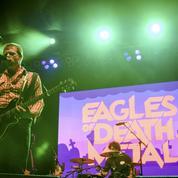 Attentats : les Eagles of Death Metal veulent aider les victimes
