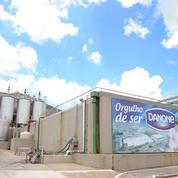 Danone confie son CO2 à Veolia