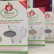 Carrefour lance la marque «Tous AntiGaspi» pour les produits moches