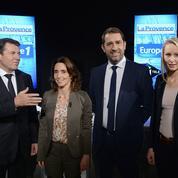En Paca, la liste EELV-Front de Gauche entend se maintenir face à la droite et au FN