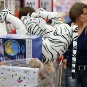 Dans les rayons de Noël, 16,5% des jouets contrôlés sont non-conformes ou dangereux