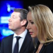 Régionales: Marion Maréchal-Le Pen aborde le premier tour en position de force
