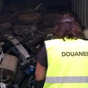 L'inquiétant essor du trafic de déchets sales