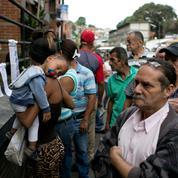 Les Vénézuéliens élisent leurs députés sur fond de crise économique