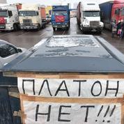 Les routiers russes défient le Kremlin