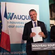 Auvergne-Rhône-Alpes: Wauquiez fait la course en tête