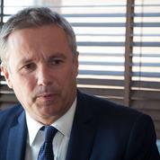 Régionales : Nicolas Dupont-Aignan ne donne aucune consigne de vote