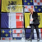 Nord-Pas-de-Calais-Picardie:Marine Le Pen s'impose au premier tour