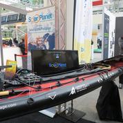 Solutions COP21: le Grand Palais, temple de l'innovation