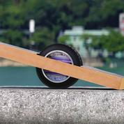 Le Surfwheel : surfer sur la terre ferme