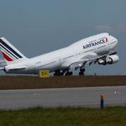 Dernier vol du 747 : Air France en tenue de gala