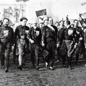 Soudain, le fascisme : ils ont marché sur Rome