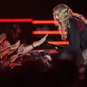 Madonna fait vibrer Bercy avec La Marseillaise