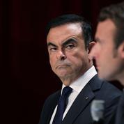 Emmanuel Macron-Carlos Ghosn, la drôle de guerre