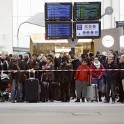 La RATP et la SNCF face à la multiplication des colis suspects