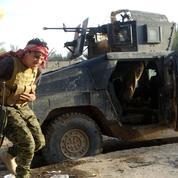 Face à l'État islamique, l'armée irakienne avance dans Ramadi