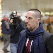 Ribéry condamné à régler 1,6 million d'euros à son ex-agent