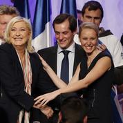 Marine Le Pen s'offre un «show» national en pleine campagne des régionales