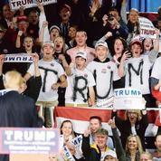 États-Unis: les républicains déboussolés par Donald Trump