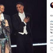 Madonna donne la fessée à Christine and the Queens
