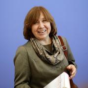 Christine Clerc : Svetlana Alexievitch, pour l'amour du peuple russe