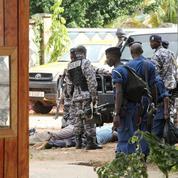 La capitale du Burundi en proie à de violents combats