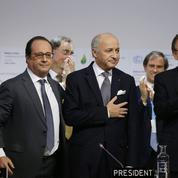 COP21: la France «conjure» les négociateurs d'adopter le projet d'accord