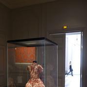 Musée des tissus de Lyon: la déchirure