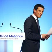 Valls, le pari risqué d'un premier ministre en guerre contre le FN
