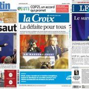 La presse salue le «sursaut» des citoyens dans une «élection sans vainqueur»
