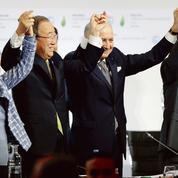 COP21: l'accord historique de Paris, un premier pas vers un monde sans carbone