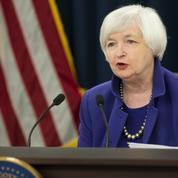 Les États-Unis mettent fin à sept ans de taux zéro