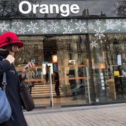 Orange écope de 350millions d'euros d'amende