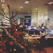 Éloge de l'indispensable sapin de Noël d'entreprise