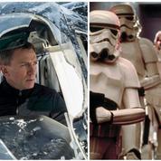 Daniel Craig a joué incognito dans Star Wars VII