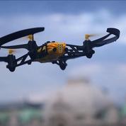 Les drones et les robots débarquent sous le sapin