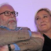 Changement de nom du FN : «Marine Le Pen y réfléchit», assure Saint-Just