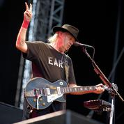 Neil Young annonce cinq dates en France
