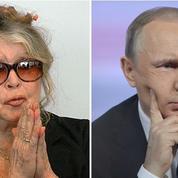 Brigitte Bardot supplie Poutine de gracier une militante