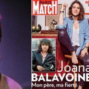 Joana Balavoine: «Progressivement, je me suis retrouvée en mon père»