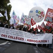 Réforme du collège : «Le ministère commet des erreurs stratégiques»
